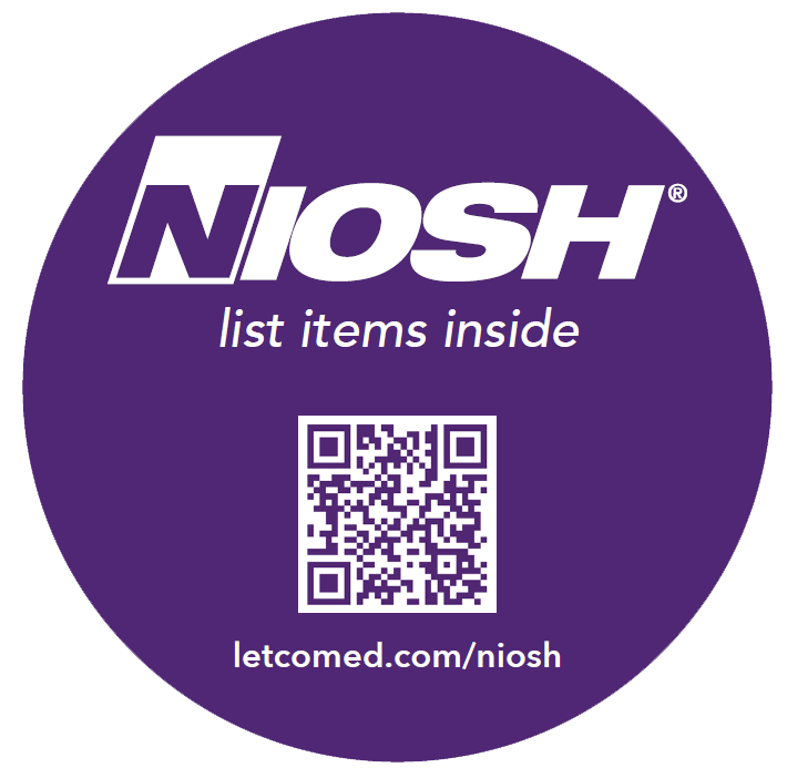 New Comprehensive USP <800> NIOSH Packaging Program